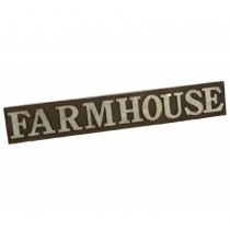 Farmhouse Wall Sign