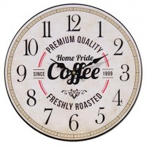 Home Pride Coffee Clock