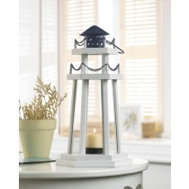 Lighthouse Point Wooden Lantern