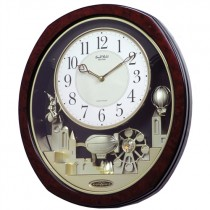 Melodies Wall Clock - Plays Hymns and Christmas Songs