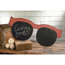 Sunglass Chalkboard Wall Art