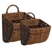 Willow Basket 2 pc